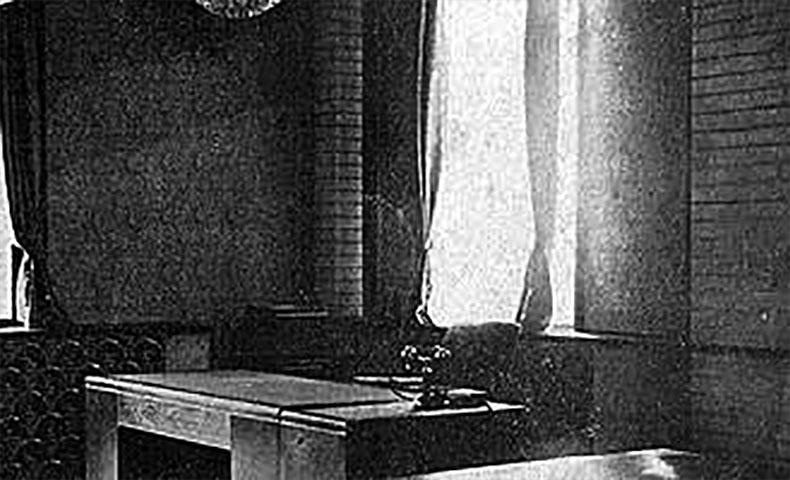旧首相官邸総理執務室